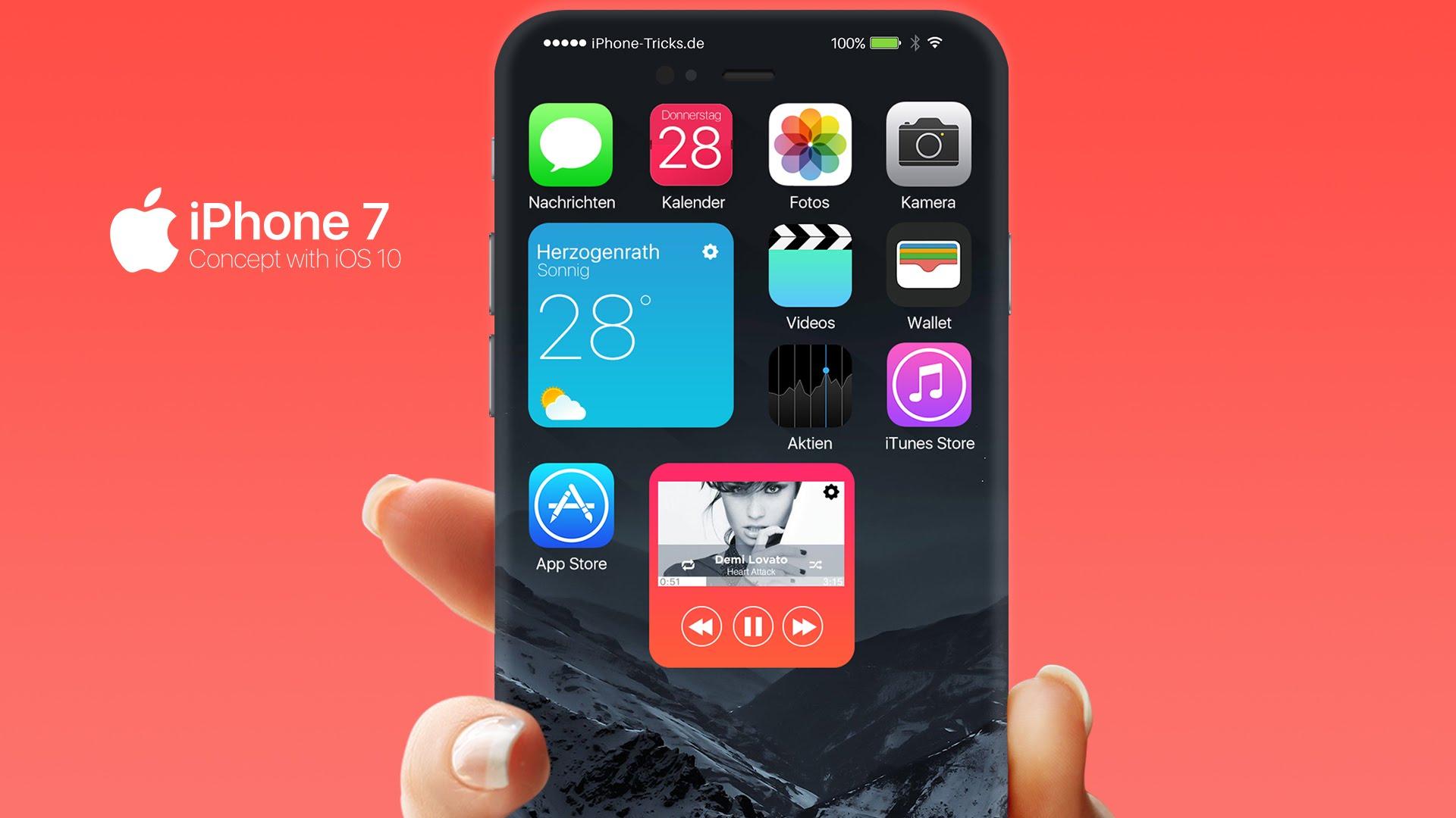 Iphone 7 video amazing concept video revealed on youtube baditri Choice Image
